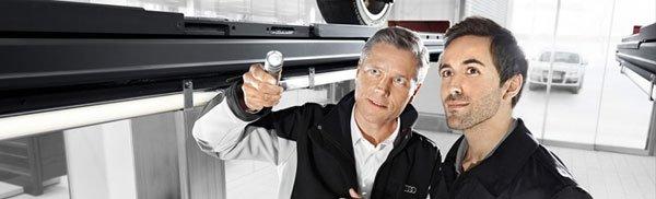 ITV | Concesionario Oficial Audi