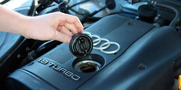 Audi aceite, Audi barato